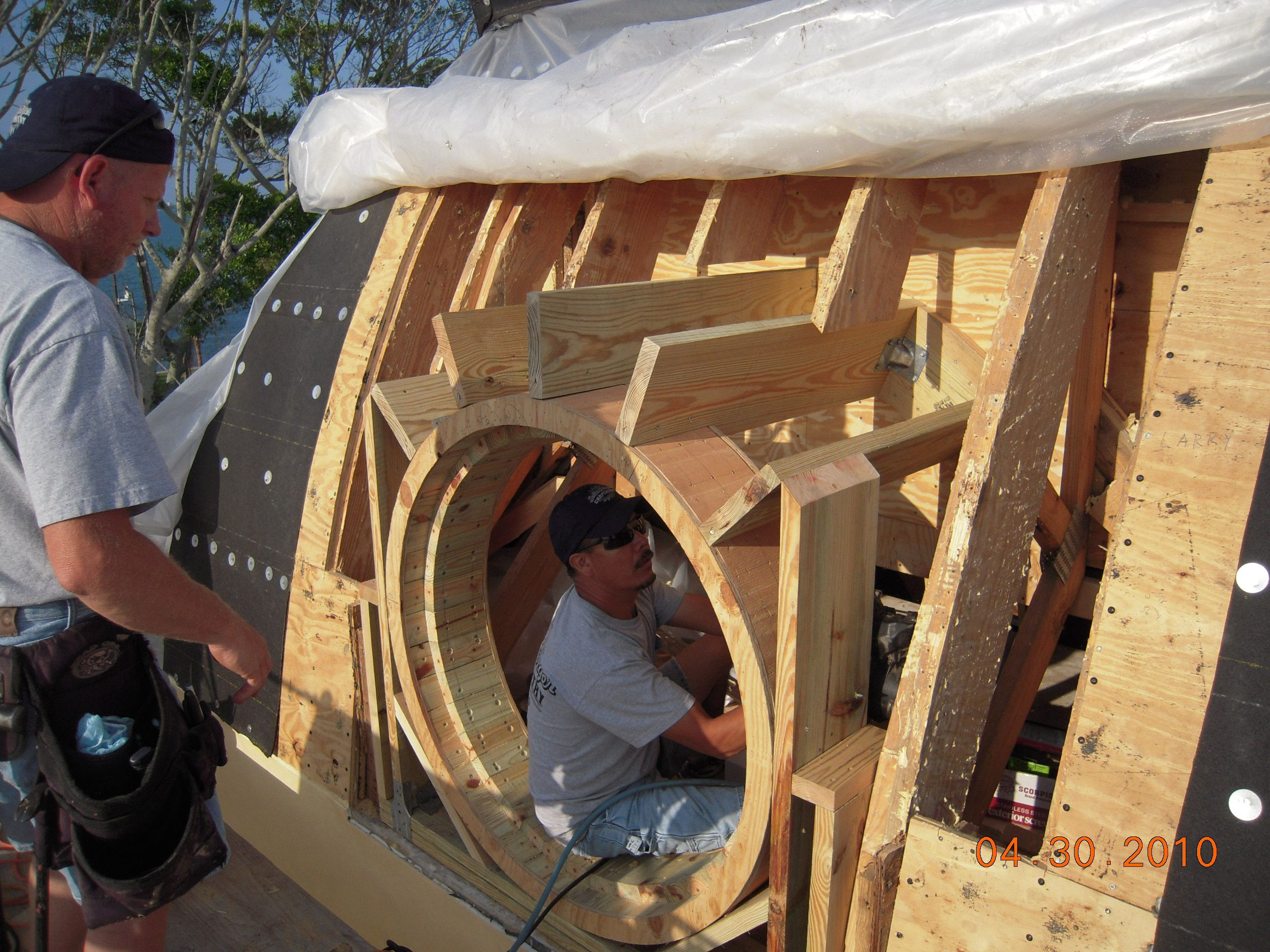 Detailed Construction Sollenberger Carpentry