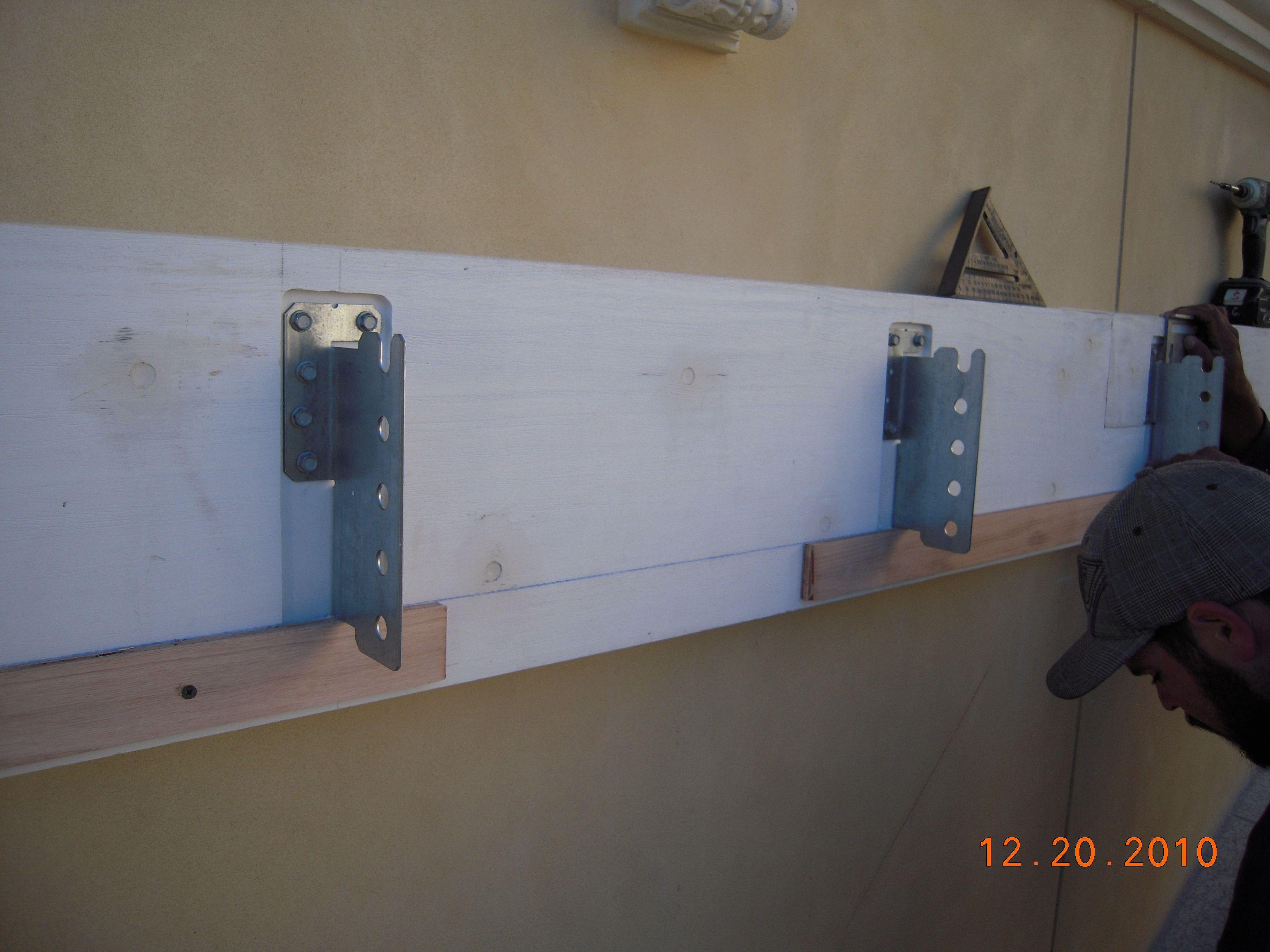 Detailed Pergola Construction- Sollenberger Carpentry